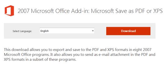 Panduan Cara Menyimpan Word Sebagai File PDF Pada Office 2007