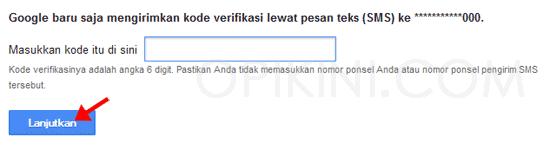 Cara Memulihkan Atau Reset Password Gmail
