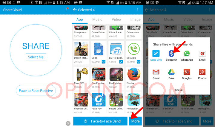 ShareCloud-(Share-Apps)