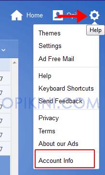Cara Menambahkan Nomor Telepon dan Alamat Email Pemulihan Yahoo