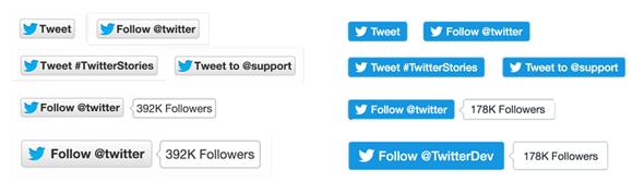 Twitter Akan Mengubah Tombol Follow dan Tweet