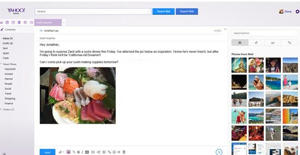 Aplikasi Yahoo Mail Untuk Windows 10 Tersedia Untuk Didownload