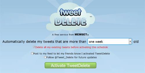 Cara Menghapus Banyak Tweet di Twitter SekaligusPada posting kali ini saya hanya akan menggunakan layanan dari tweetdeleter.com karena dari segi fitur meman