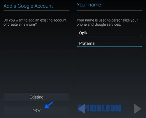 Panduan Cara Membuat Akun Google Baru Di Android