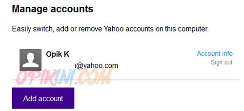 Cara Log In Banyak Akun Yahoo Sekaligus Di Satu Web Browser Yang Sama