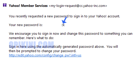 Cara Mengatasi Lupa Password Yahoo dan No HP Sudah Ganti atau Tidak Aktif