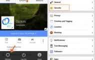 Cara Menambah Trusted Kontak dari HP Android