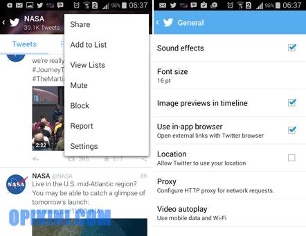 Cara Menonaktifkan Video Autoplay Twitter Android dan PC