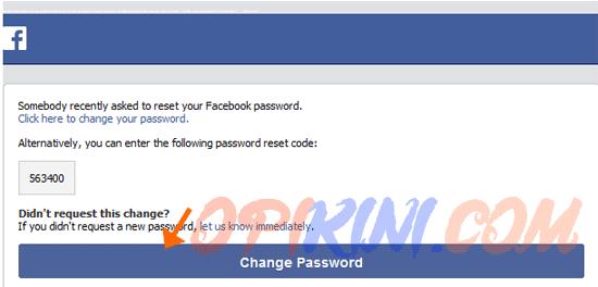 Cara Mengatasi Lupa Password Facebook dan Email Tidak Bisa Diakses