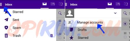 Dua Cara Sign Out atau Keluar dari Yahoo Mail di Android