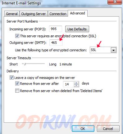 Panduan Cara Setting Untuk Membuka Email Yahoo di Outlook 2010