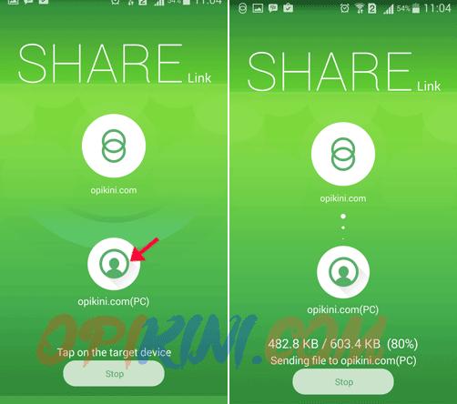 Cara Mudah Transfer File Dari Android Ke PC Lewat WiFi
