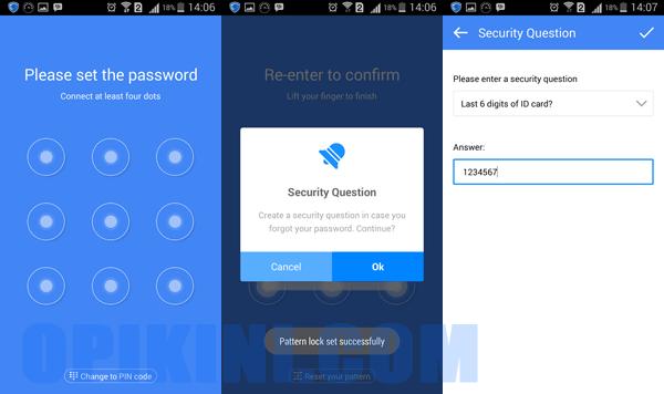 Cara Mudah Mengunci Aplikasi Android dan Gallery