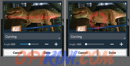 Cara Menambahkan Watermark, Text Pada Foto di Android