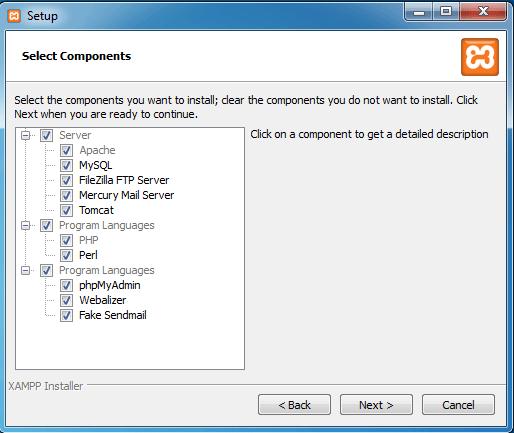Cara Mudah Install XAMPP di Windows