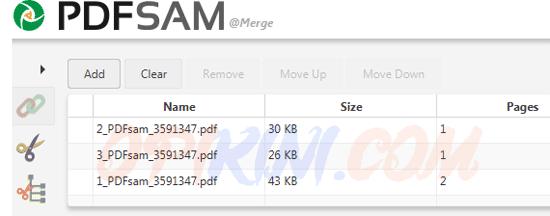 Cara Menggunakan PDFSAM PDF Split and Merge