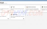PDFSAM Portable PDF Split and Merge Basic Edition