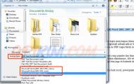 Cara Menyimpan LibreOffice Writer Sebagai Microsoft Word (doc, docx)