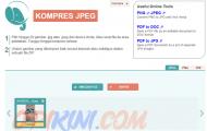 Kumpulan Situs Untuk Kompres File Gambar (JPEG, PNG) Online