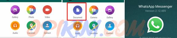 Keren, WhatsApp Android Sekarang Bisa Kirim File Dokumen
