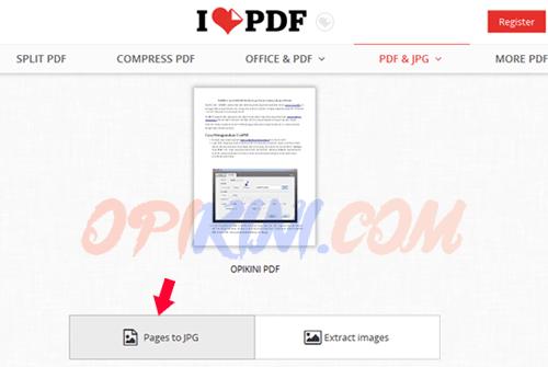 Kumpulan Cara Mengubah Pdf Ke Jpg Ekstrak Gambar Dari File Pdf Opikini