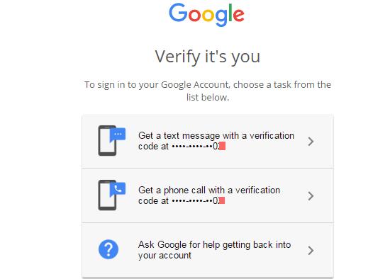 Amankan Akun Gmail Anda, Segara Update No HP dan Email Pemulihan