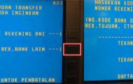 Cara Transfer ATM BNI ke BRI (Bank Lain)