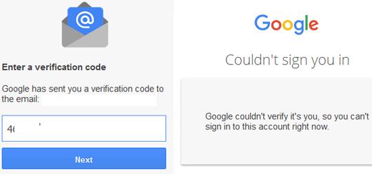 Duh Reset Kata Sandi Akun Gmail Ko Makin Susah