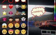 Cara Menambahkan Teks dan Stiker Saat Kirim Foto di WhatsApp