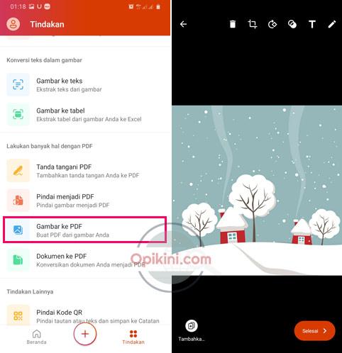 Cara Convert Gambar JPG ke PDF Di Android Paling Mudah