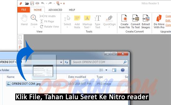 Cara Convert File Ke Format PDF