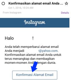 memverifikasi email
