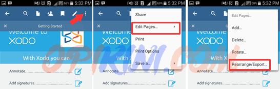 Bagaimana Memisahkan File PDF Lewat HP Android?