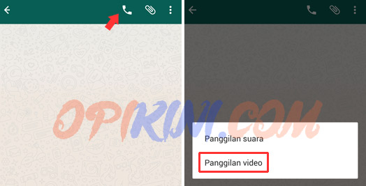 Bagaimana Cara Video Call WhatsApp Android?