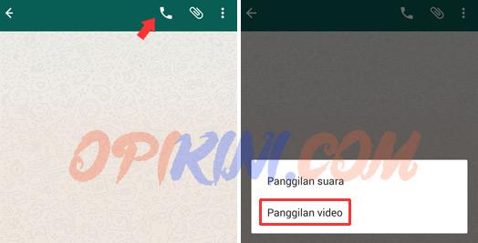 Bagaimana Cara Video Call WhatsApp Android?