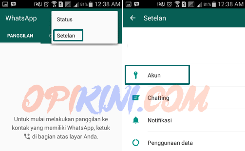 Bagaimana Cara Aktifkan Verifikasi 2 Langkah di WhatsApp?
