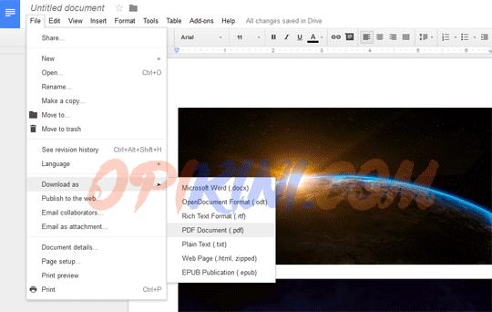 Cara Buat PDF Dari File Gambar - Convert JPG ke PDF