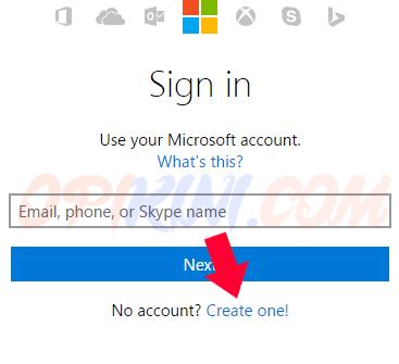 Bagaimana Cara Membuat Akun Outlook atau Hotmail?