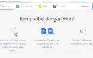Inilah Beberapa Manfaat Google Docs