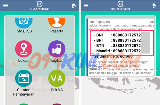Dua Cara Mengatasi Lupa No Virtual Account BPJS