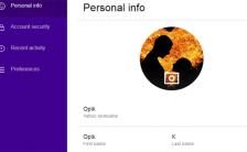 Cara Mengganti Nama Akun Yahoo Mail