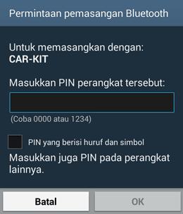 Kenapa Gagal Mengubungkan Bluetooth Tape Mobile Ke HP Android?