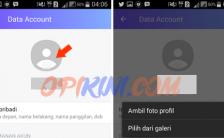 Cara Mengubah Foto Profil Yahoo Mail Lewat HP