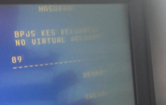Cara Bayar Tagihan BPJS Pertama Lewat ATM Mandiri