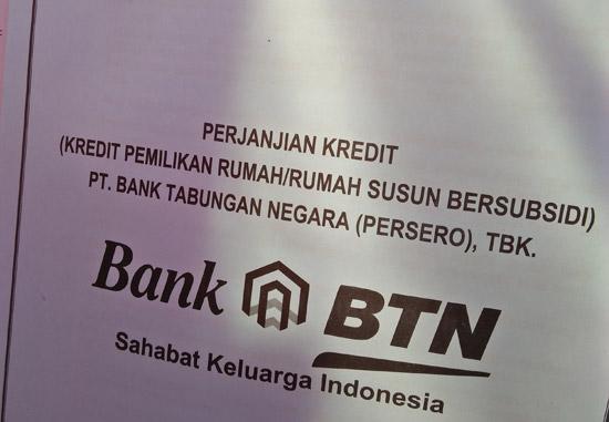 Pengalaman Akad Kredit KPR BTN Rumah Subsidi