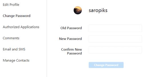 Cara Mengganti Password Akun Instagram Dari Laptop atau PC