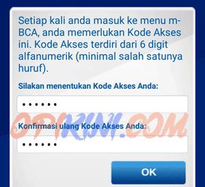 Cara Daftar Mobile Banking BCA dan Aktivasi m-BCA di Android