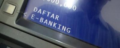 Cara Daftar Mobile Banking BCA di ATM