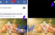 Cara Menghapus Ditandai di Facebook Lewat HP Android