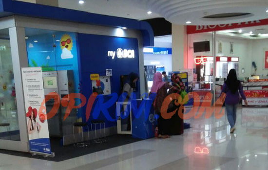 Lokasi MyBCA Di CCM (Cibinong - Kab Bogor)